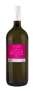 Kékfrankos/Blue Frankish rosé